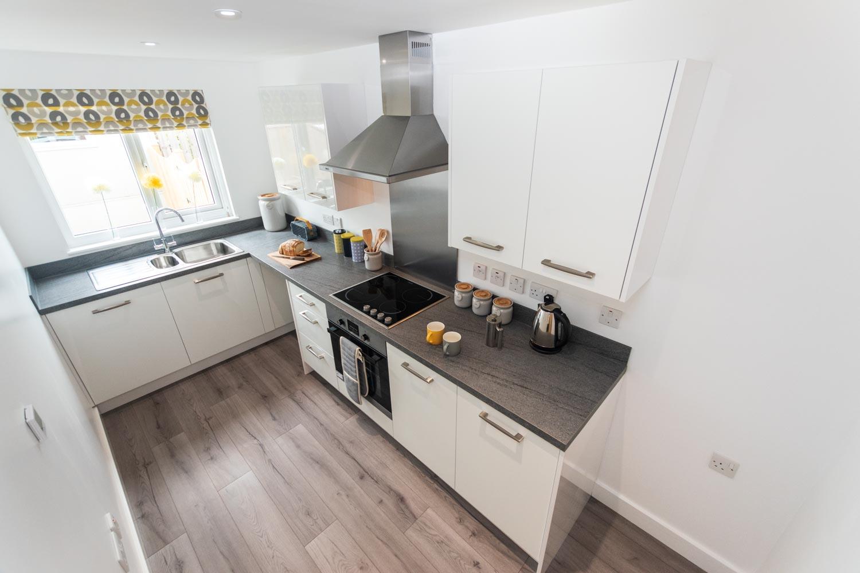 Modular homes - M-AR off-site Show home - Melton - Kitchen