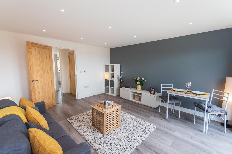 Modular homes - M-AR off-site Show home - Melton - Living room