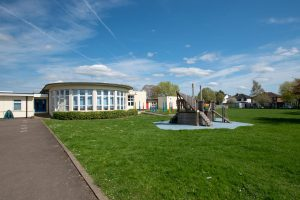Parkhill Infants and Junior School external