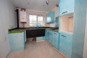 Housing 21 Retirement living modular apartments UK - Richard Onslow Court - Kitchens progress photo