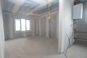 Housing 21 Retirement living modular apartments UK - Richard Onslow Court - Internal progress