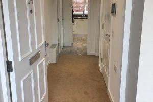 Housing 21 Retirement living modular apartments UK - Richard Onslow Court - Hallway