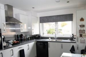 Ward Court modular bungalows M-AR - Kitchen