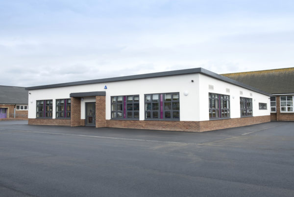 Horton Grange School Modular Expansion