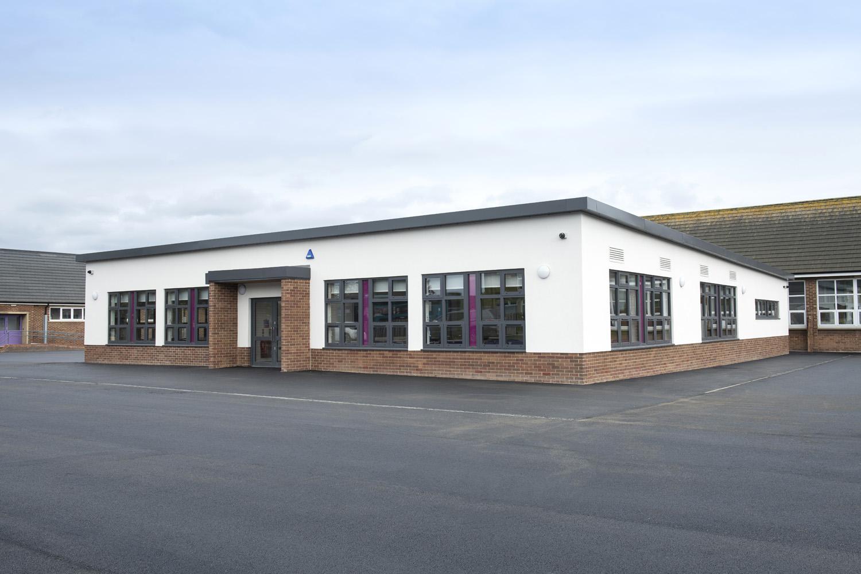 Horton Grange School – Modular expansion