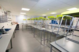 Temporary modular building - Hire Building classroom