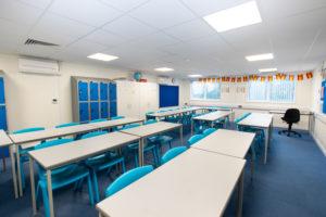Temporary school